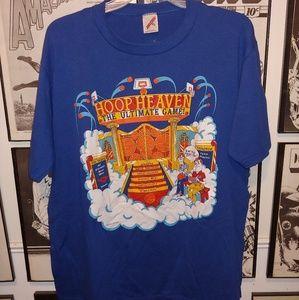 Vintage Pony Shoes Basketball Hoop Heaven Shirt